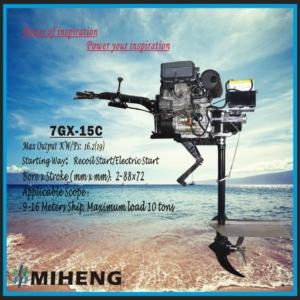 Εξωλέμβιο Diesel πετρελαίου Miheng 20hp