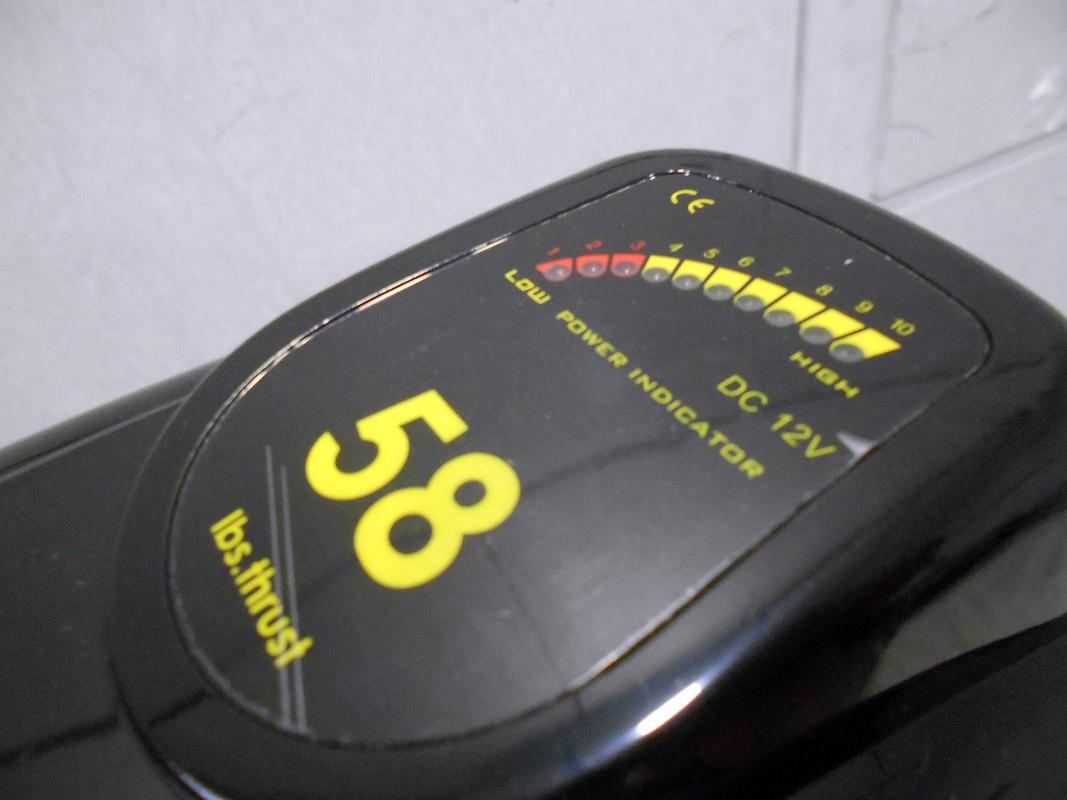 Ηλεκτρική εξωλέμβια Sunelexe L58