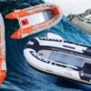 Νέα σειρά φουσκωτών με πάτωμα αλουμινίου Sail αποκλειστικής Εισαγωγής απο την BOATNOMIKOS