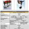 Τεχνική χαρακτηριστικά εξωλέμβριου Miheng 12hp Diesel