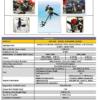 Τεχνική χαρακτηριστικά εξωλέμβριου Miheng 9hp Diesel