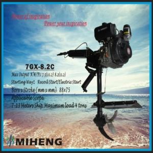 Miheng Diesel 7GX-8.2C εξωλέμβιο